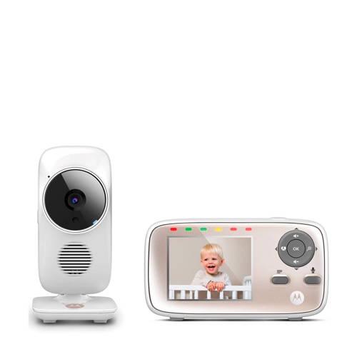 Motorola MBP-667 babyfoon met camera kopen