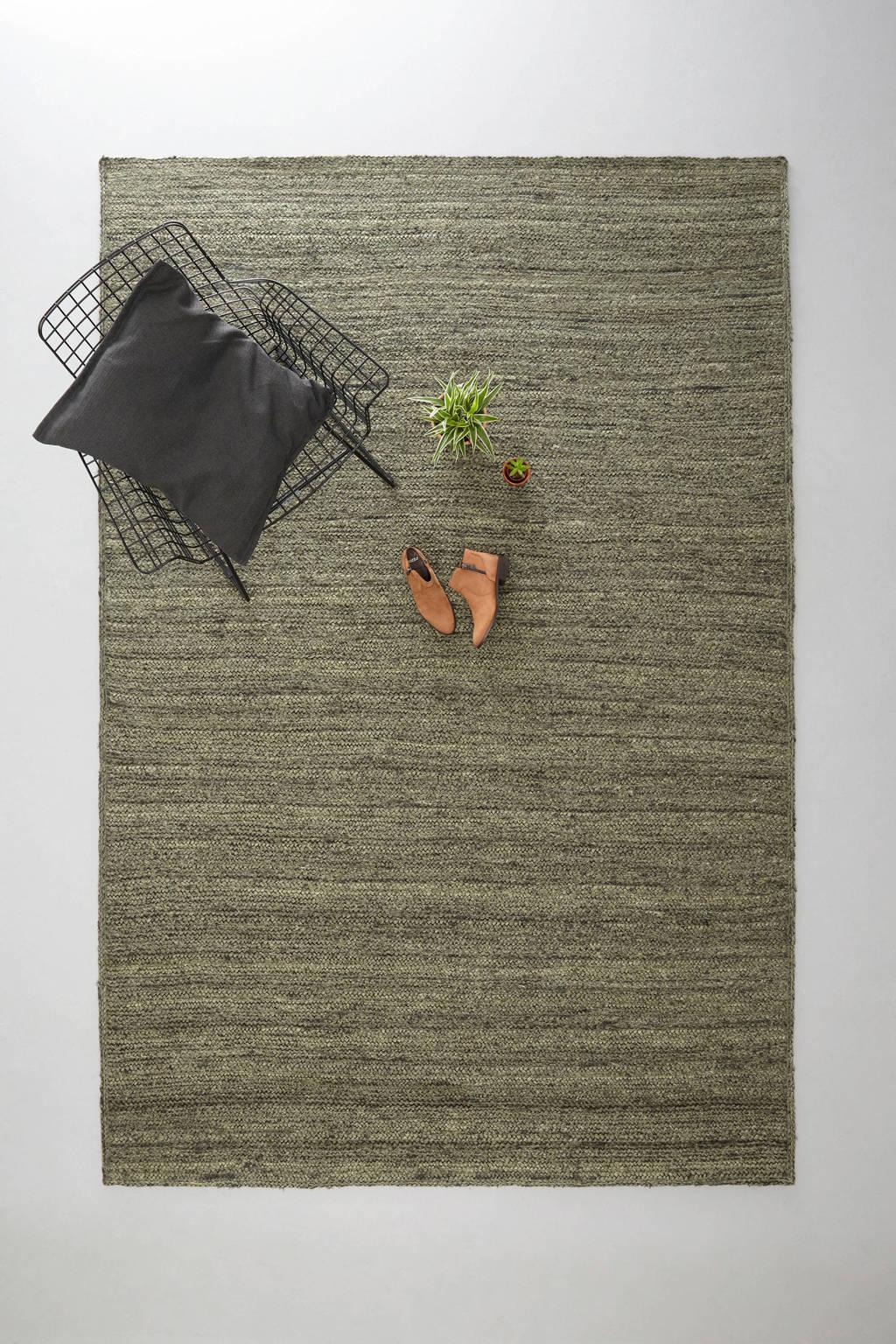 whkmp's own vloerkleed  (290x200 cm), Groen
