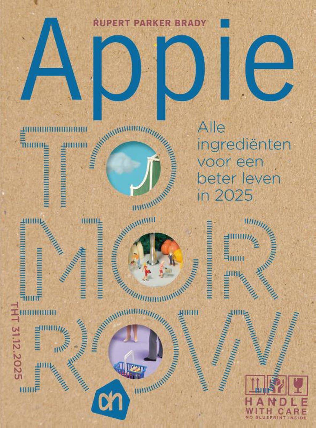 Appie Tomorrow - Rupert Parker Brady