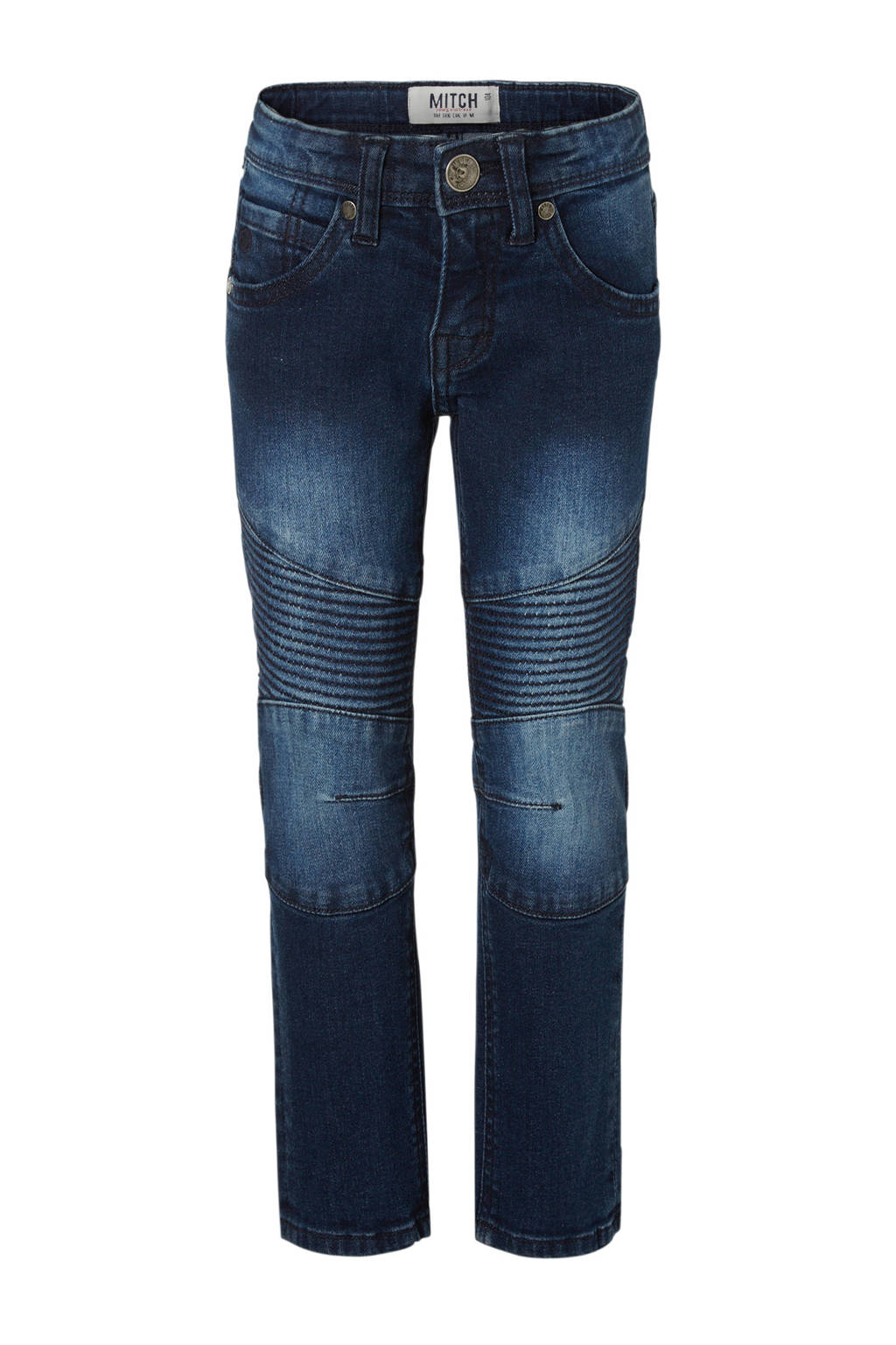 Mitch slim fit jeans Paco, Dark denim