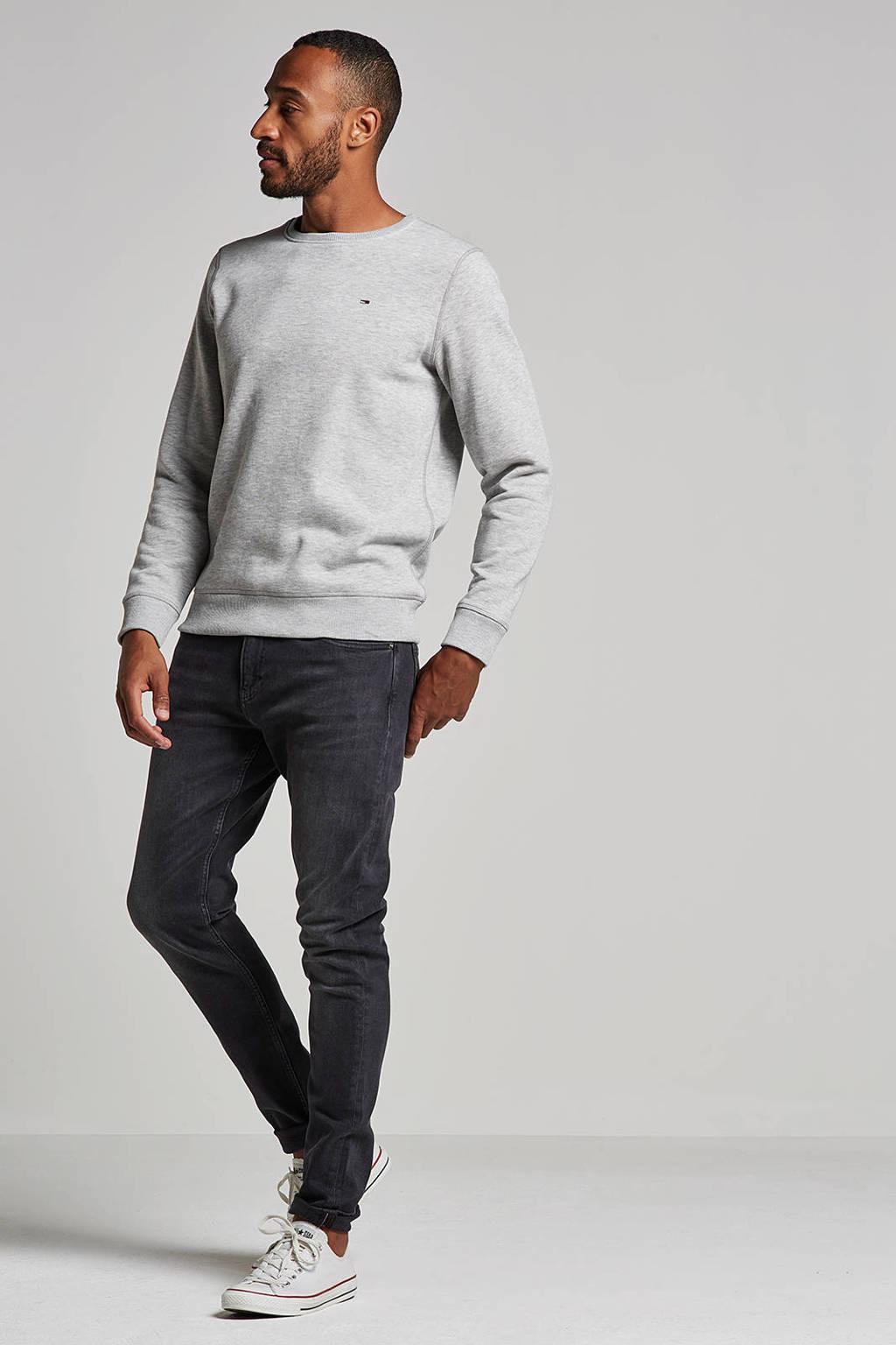 Tommy Jeans sweater, Grijs