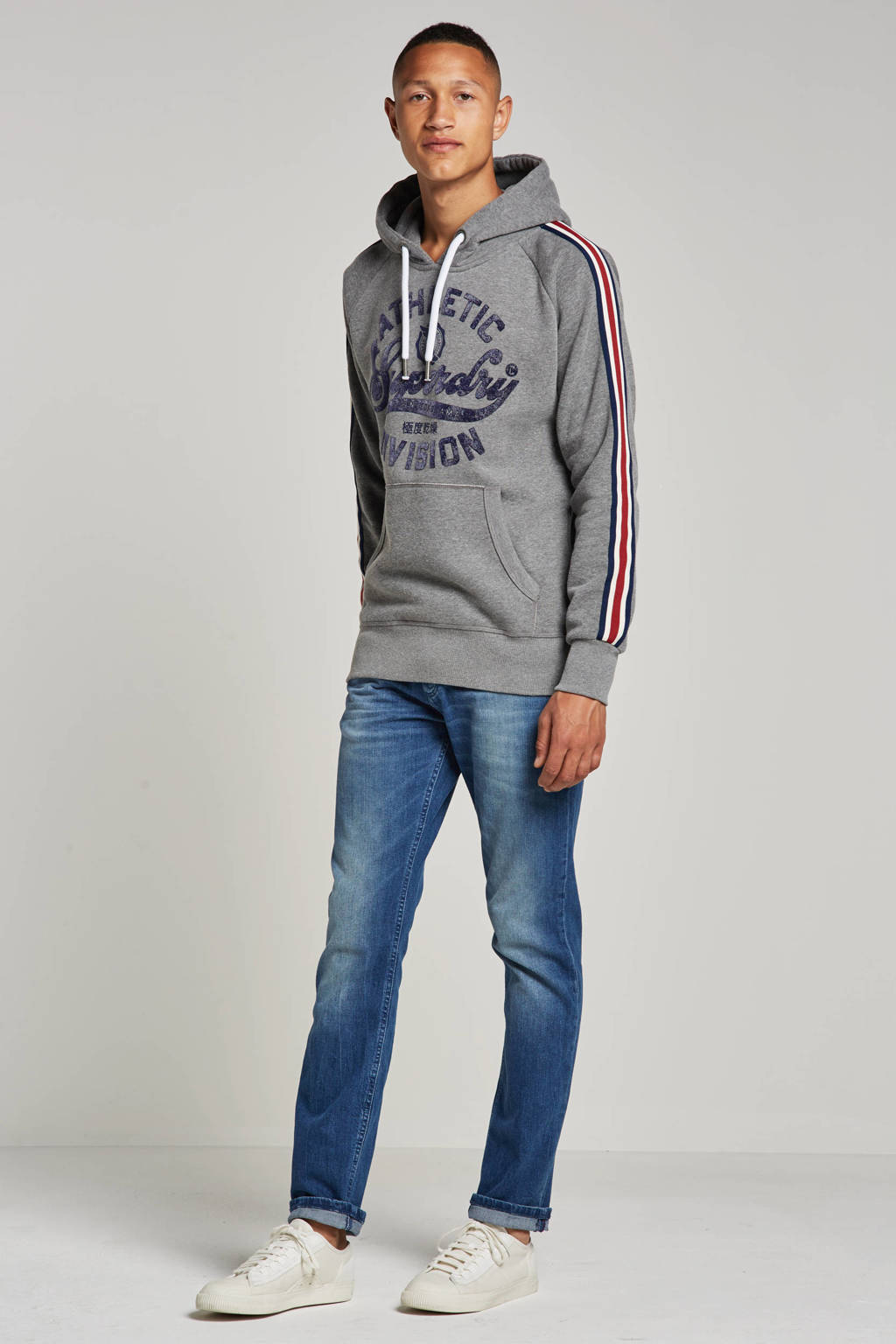 Tommy Jeans slim fit jeans Scanton berry mid blue, 911 Berry Mid Blue