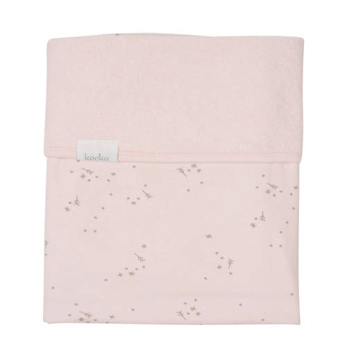 Koeka Hold Me Tight Wiegdeken Old Baby Pink