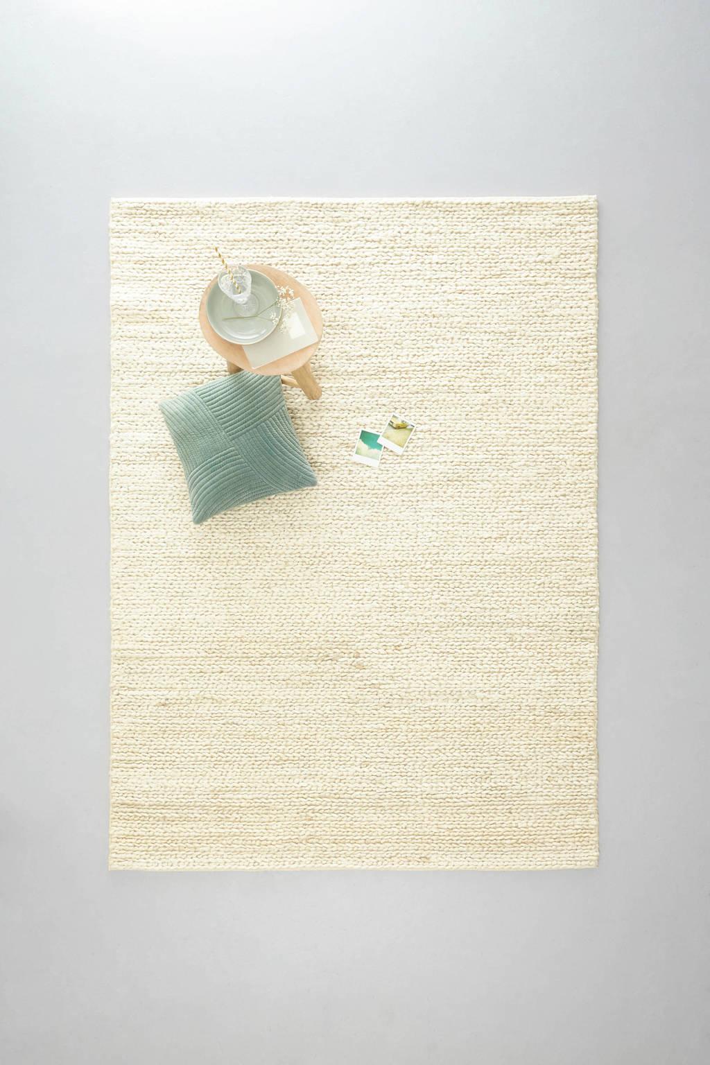 whkmp's own vloerkleed  (230x160 cm), Ecru