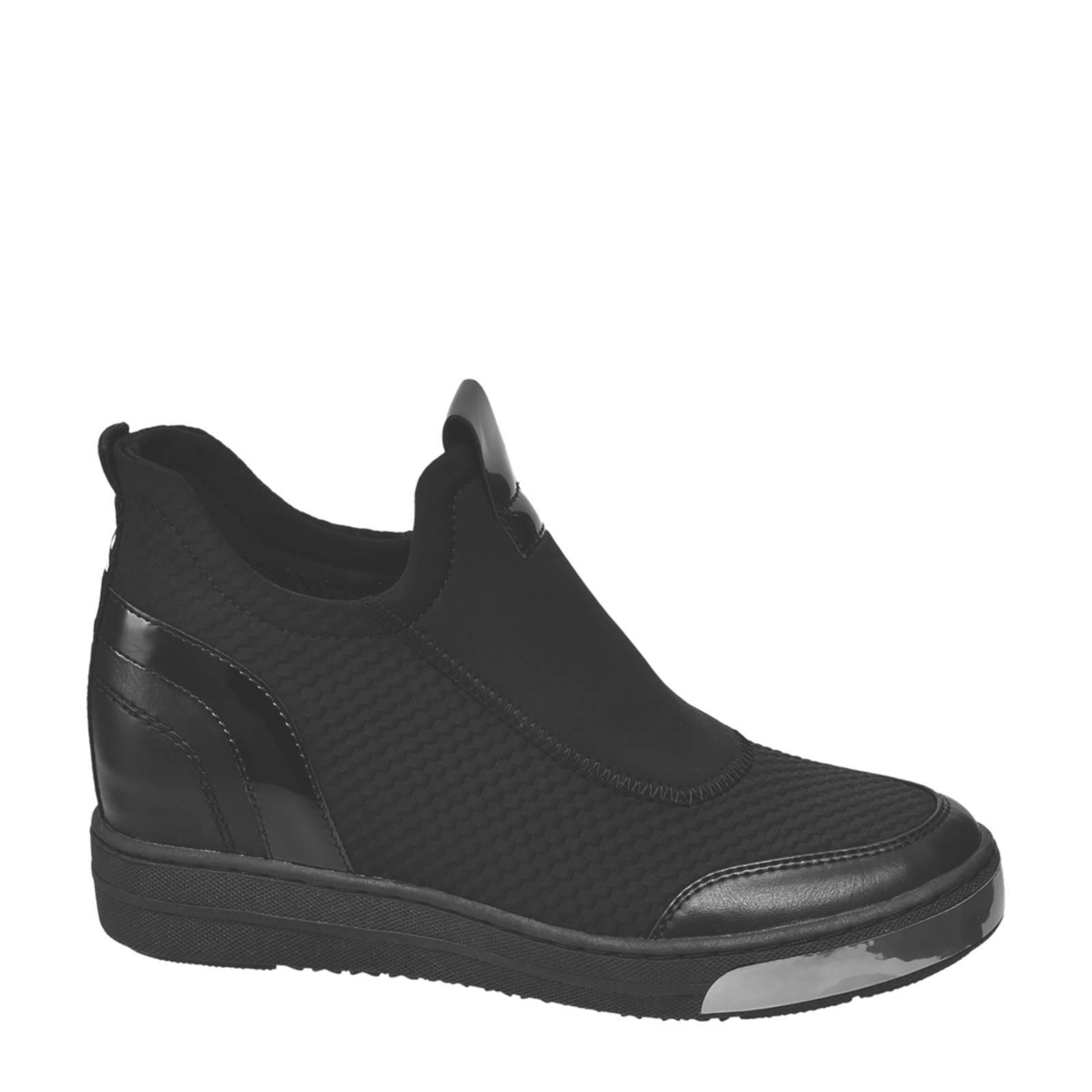 vanHaren Venice sneakers zwart | wehkamp