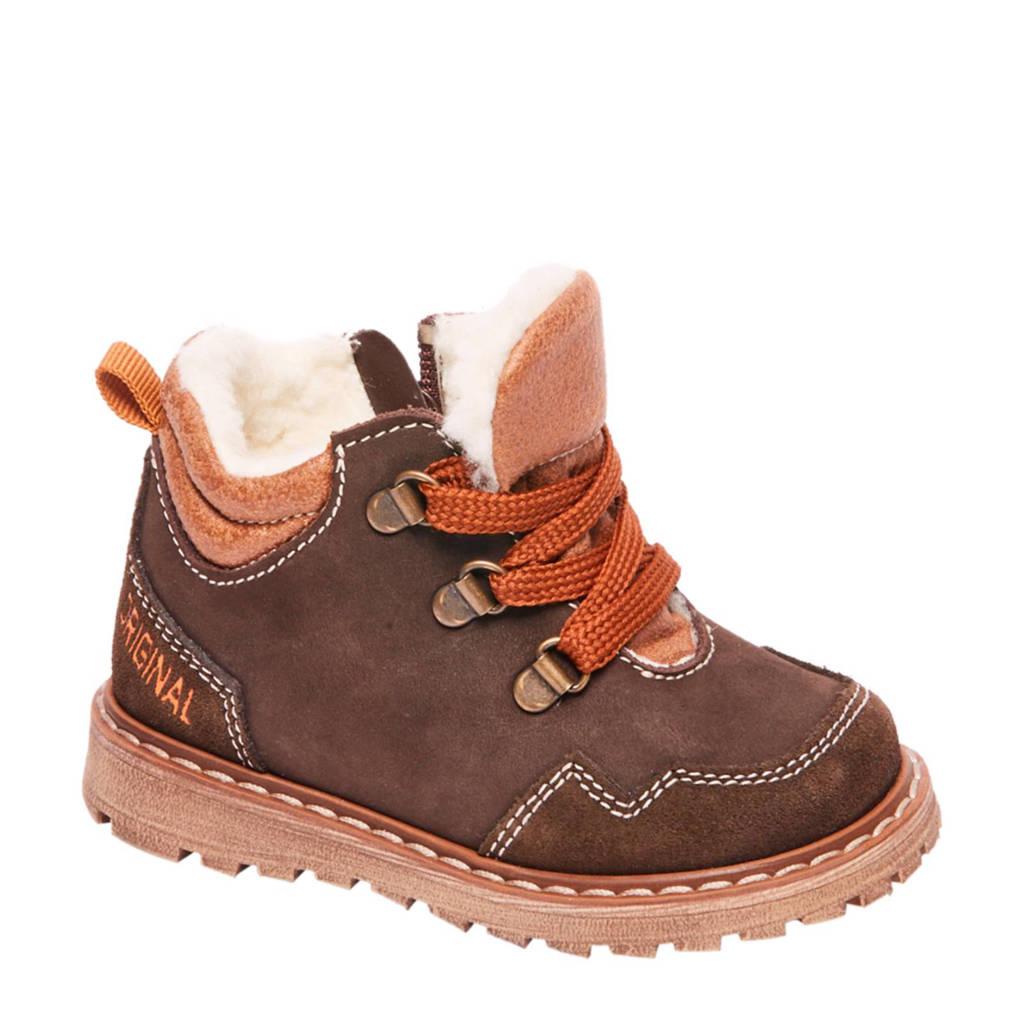 vanHaren Bobbi-Shoes enkelboots bruin, Bruin