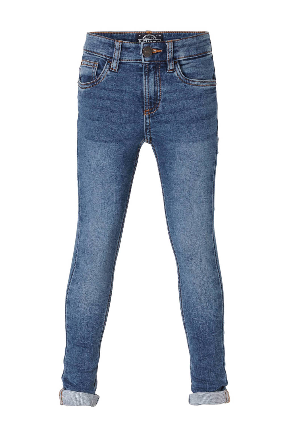 C&A The Denim super skinny jeans, Light denim
