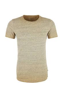 T-shirt lichtbruin