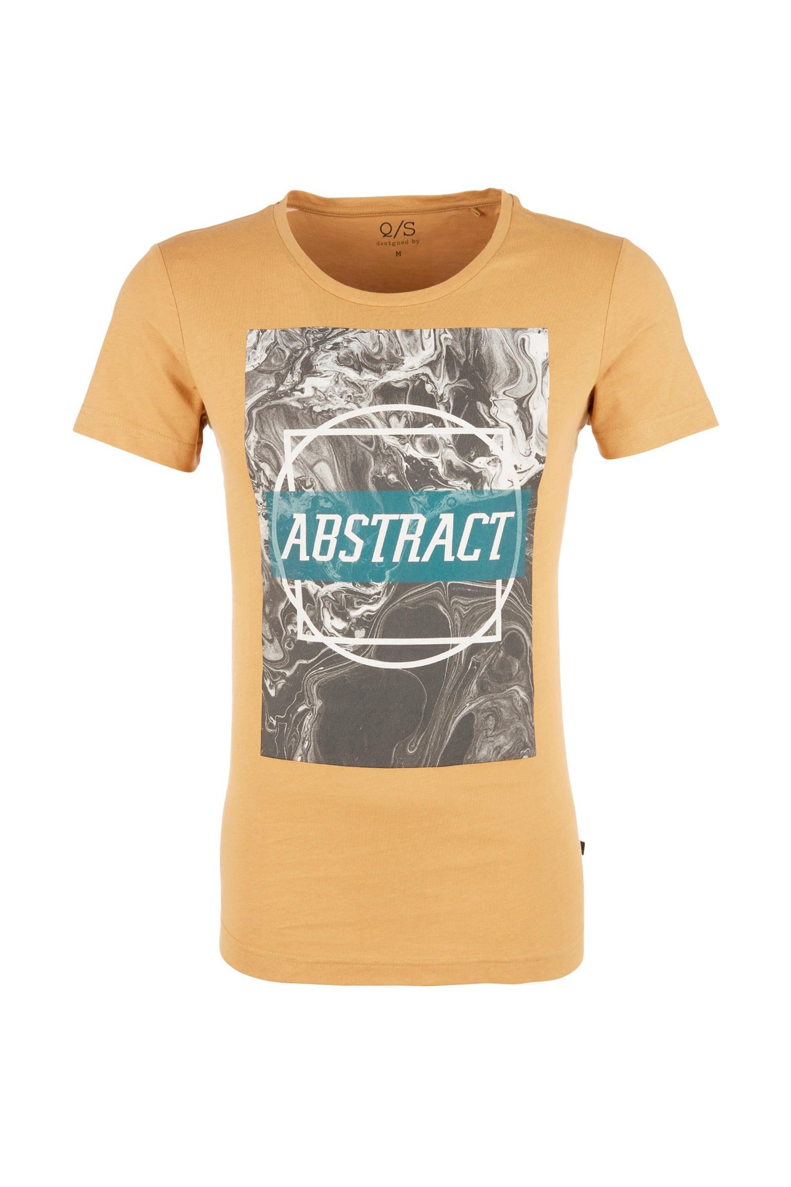 ee94f1bf2a4a47 Heren T-shirts korte mouwen bij wehkamp - Gratis bezorging vanaf 20.-