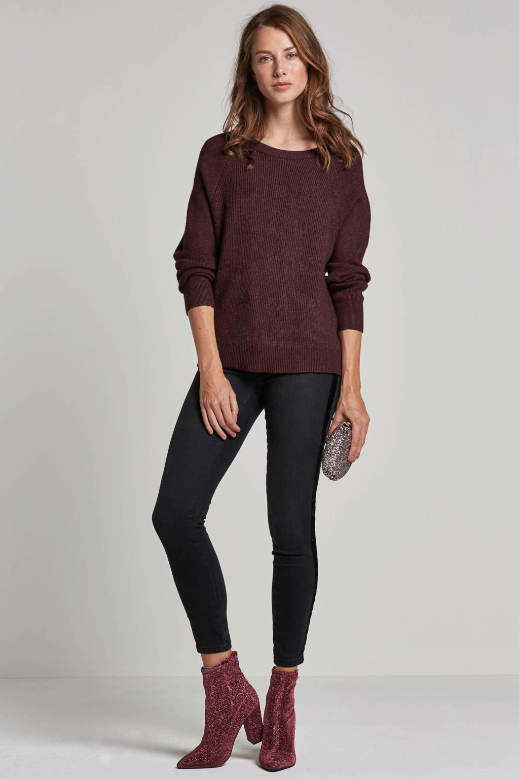 VERO MODA jeans, Zwart