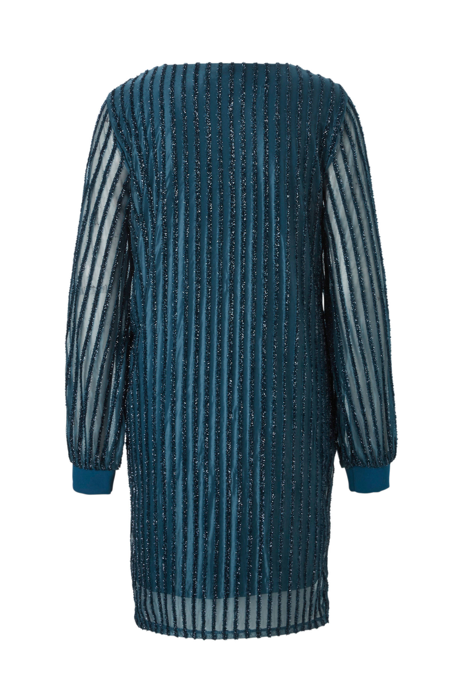 glitterdetail met mesh jurk VERO MODA SqwxqHn