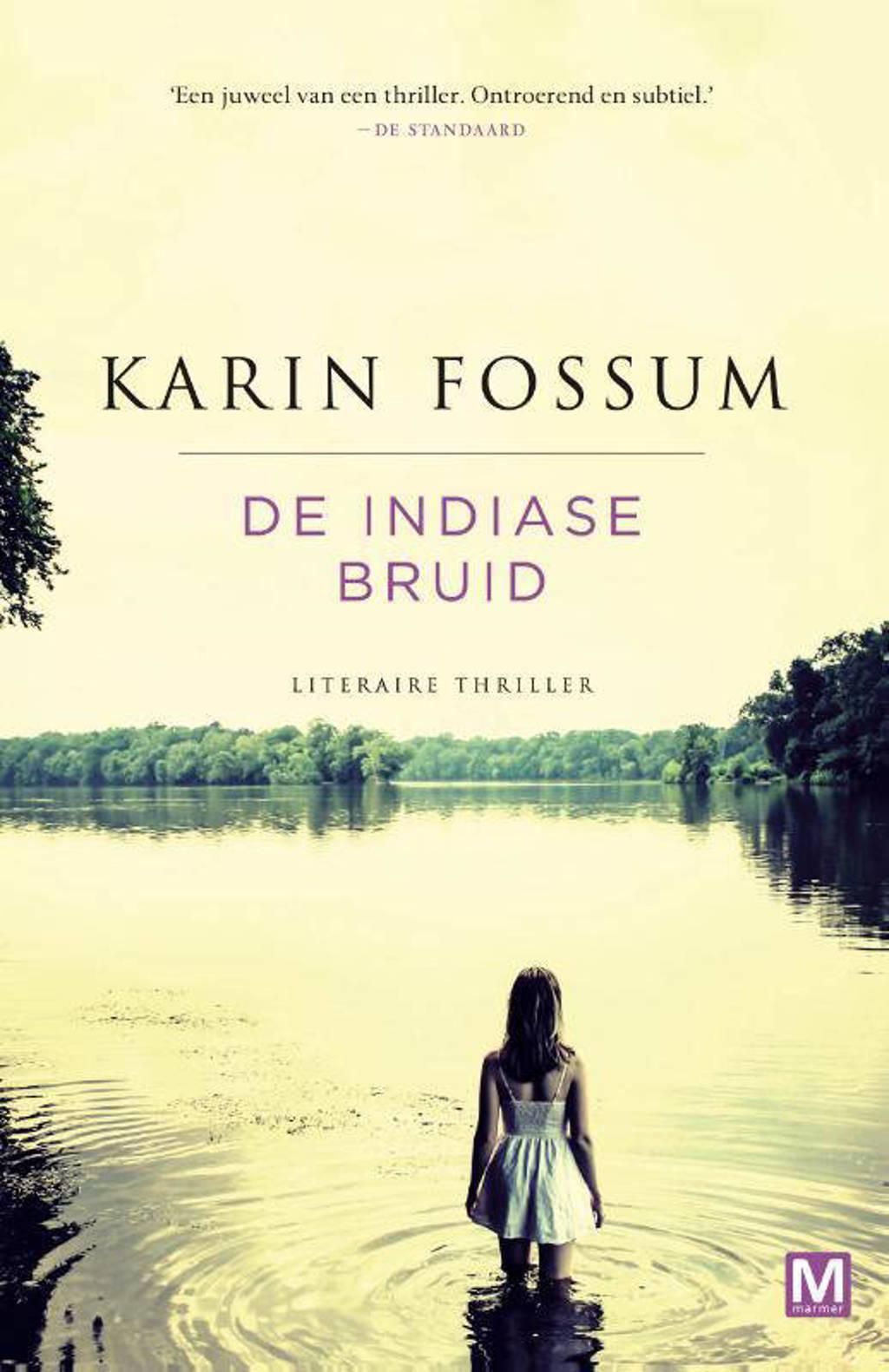 De Indiase bruid - Karin Fossum