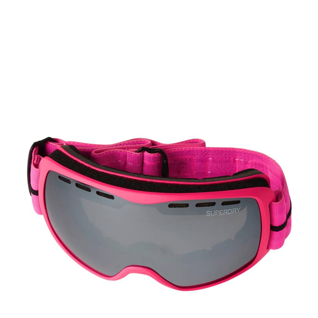 Superdry Sport skibril, Roze