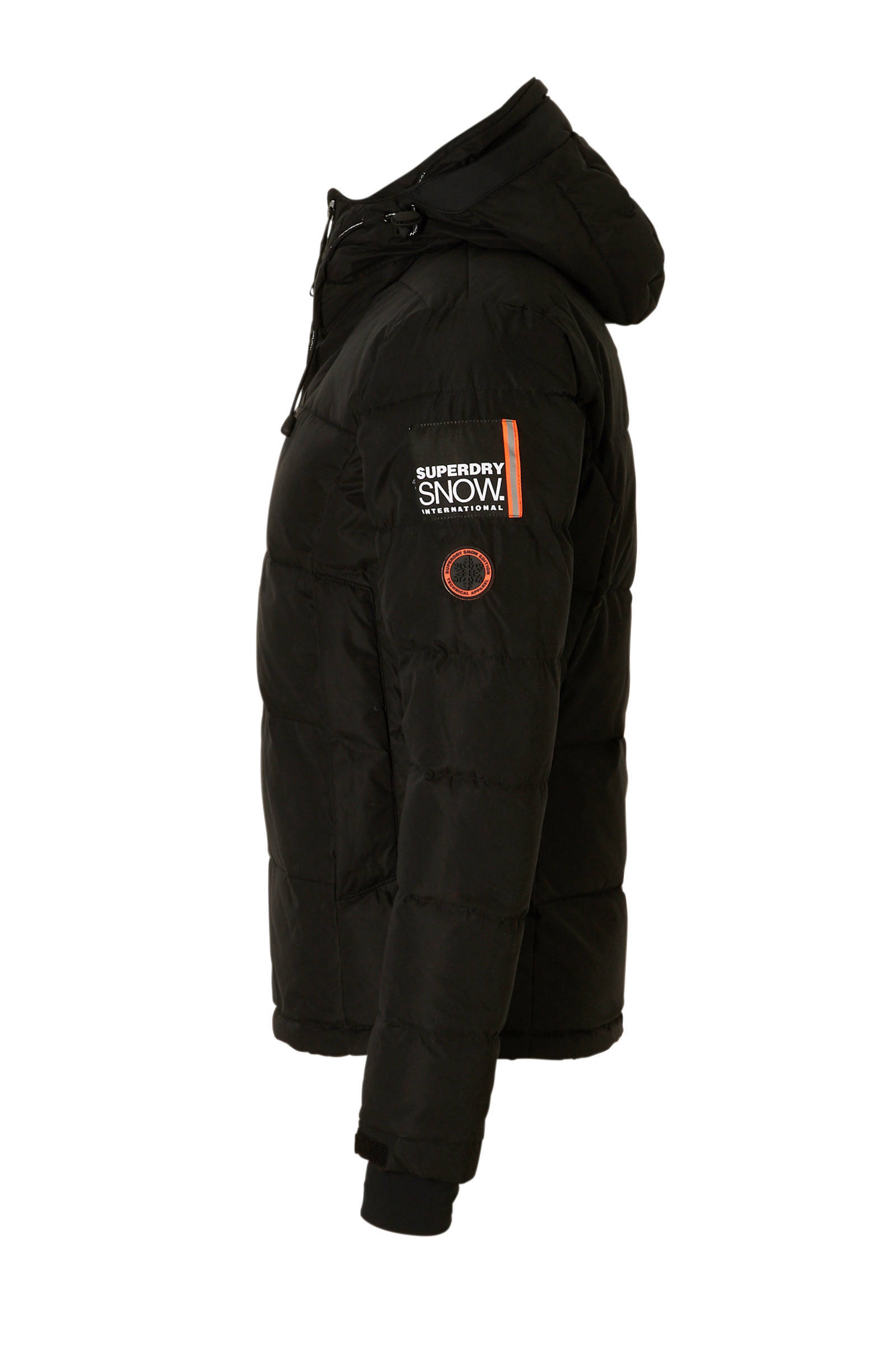 Superdry Snow Shadow Down Ski Jas Ski jassen Kleding