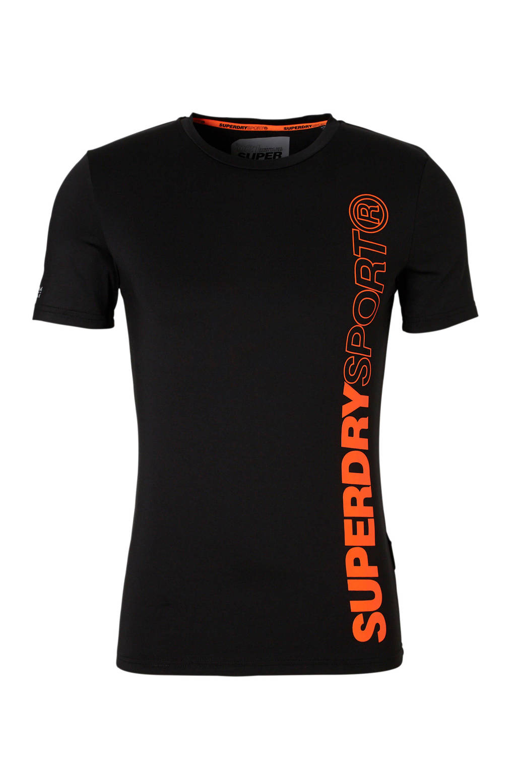 officieel aanbod popul sport T-shirt zwart