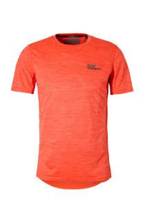 Superdry Sport   sport T-shirt oranje (heren)