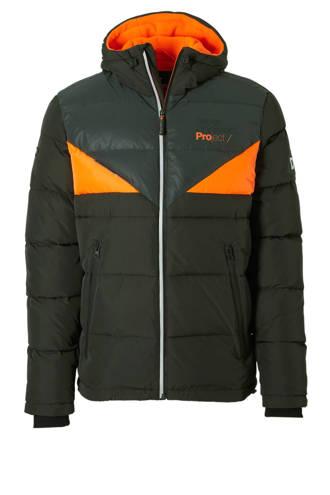 Sport   jack Javelin zwart/oranje
