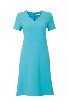 jurk lichtblauw