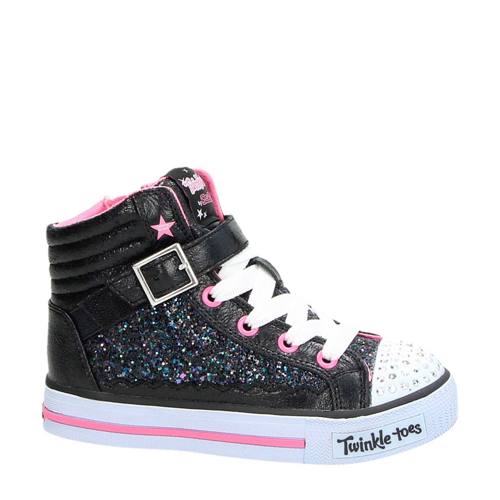 Skechers Toes Sneakers Met Wehkamp Lichtjes Twinkle FY0Fax4
