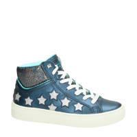 Skechers   sneaker Street met sterren, Blauw