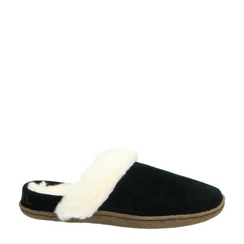 Sorel su????de pantoffels Nakiska Slide zwart