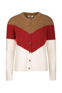 WE Fashion vest camel (dames)