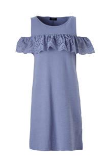 C&A Yessica open shoulder jurk lila (dames)