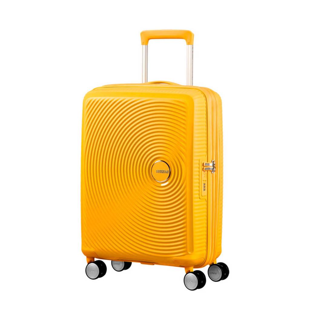 American Tourister Soundbox Spinner trolley (55cm), 55x40x23
