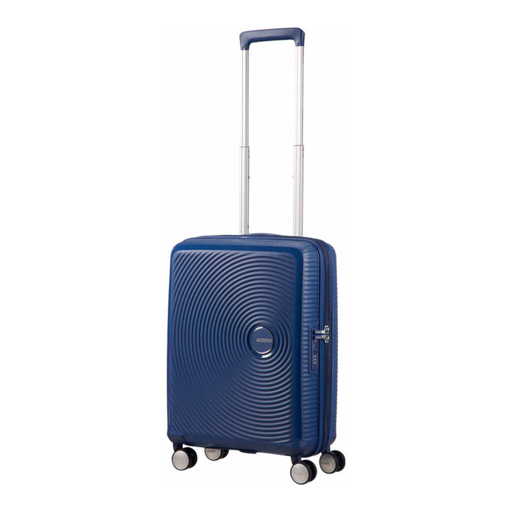 American Tourister Soundbox Spinner trolley (55cm), 55x40x23