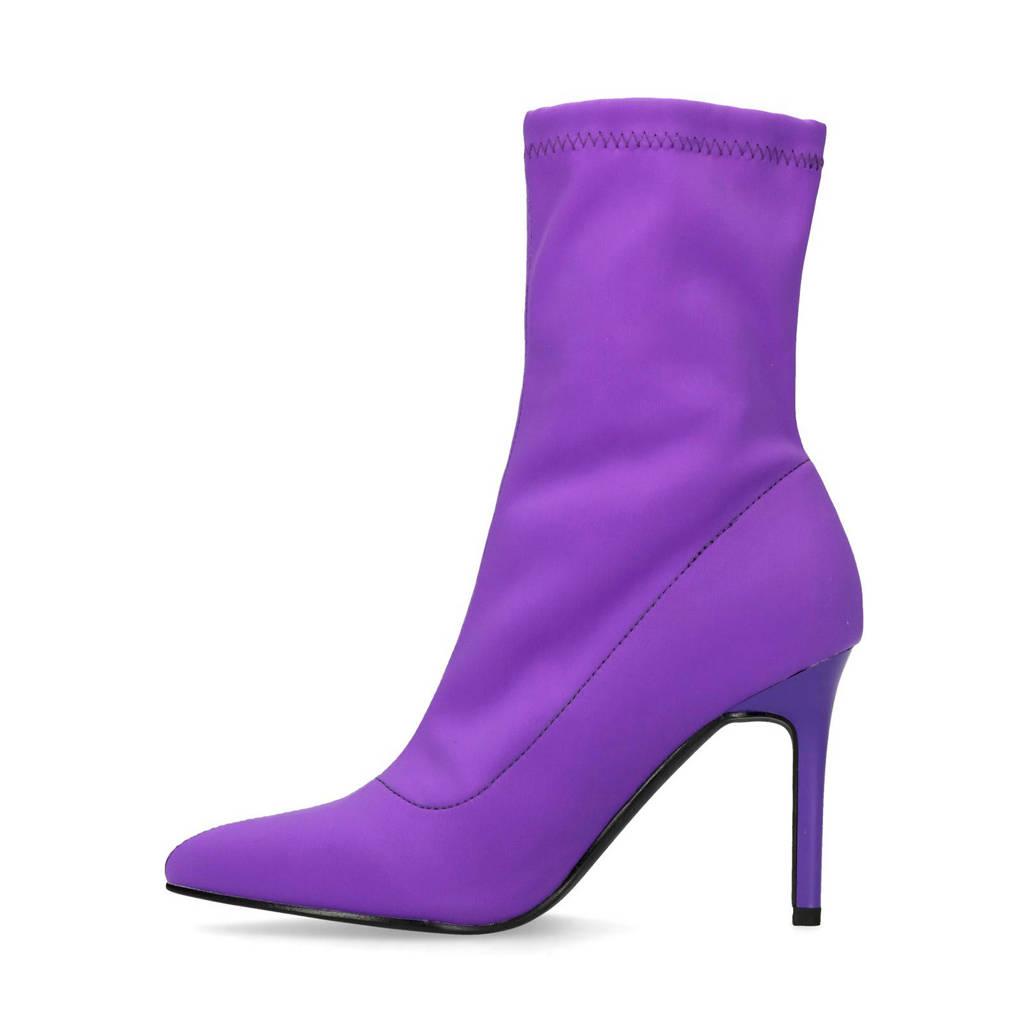 Sacha Sacha Sock Boots Paars Sock zwFqTw7