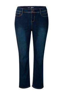 Lang cropped slim fit jeans