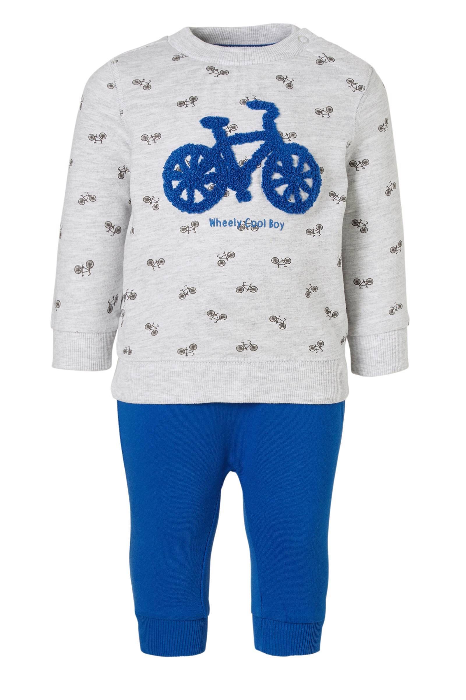 C&A Baby Club sweater + sweatpants (jongens)