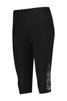 HKMX capri sportlegging Level 2 Lace zwart