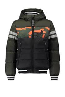 CoolCat jas donkergroen (jongens)