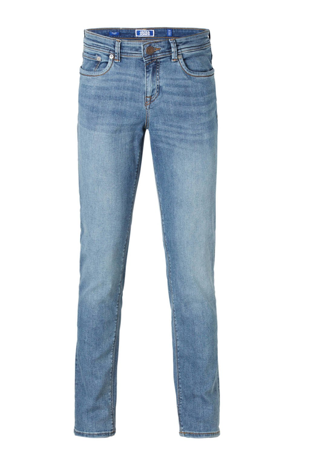 Jack & Jones Junior slim fit jeans Tim, Light blue denim