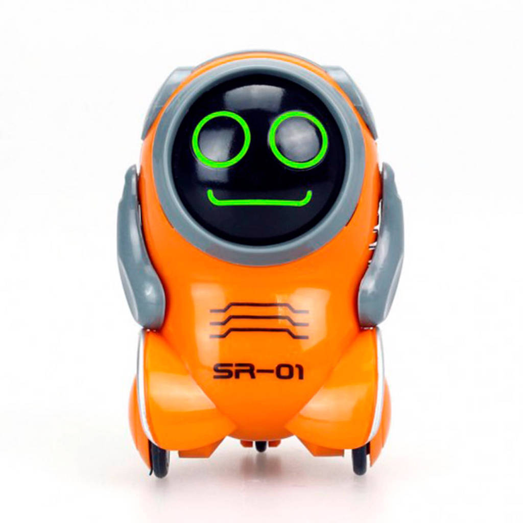 Silverlit  PokiBot oranje, Oranje
