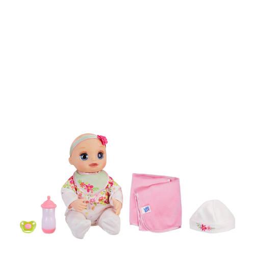 Baby Alive levensechte blonde babypop kopen