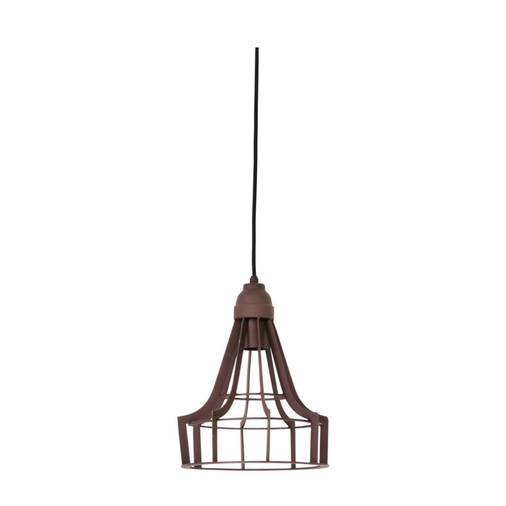 Light & Living hanglamp, Roest