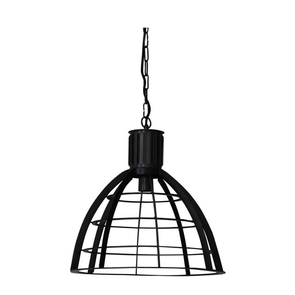 Light & Living hanglamp, Donkerbrons