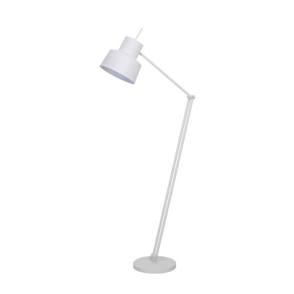 Light & Living vloerlamp, Wit