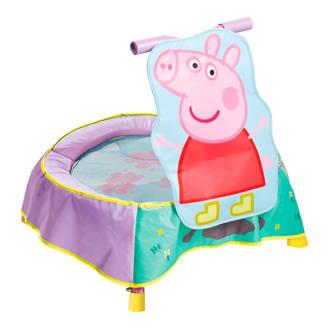 Peppa Pig kindertrampoline (60x60x56 cm)