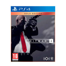 Hitman 2 (Gold edition) (PlayStation 4)