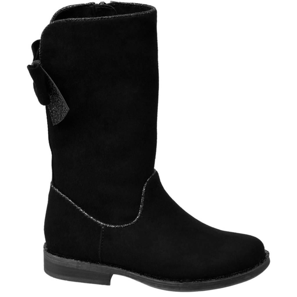 vanHaren Cupcake Couture   laarzen zwart, Zwart