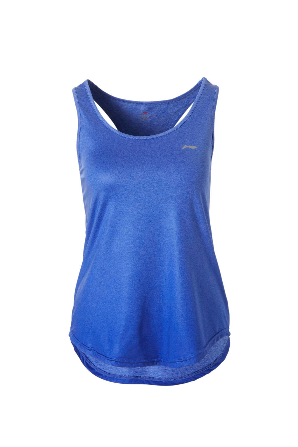 Li-Ning sporttop blauw, Blauw