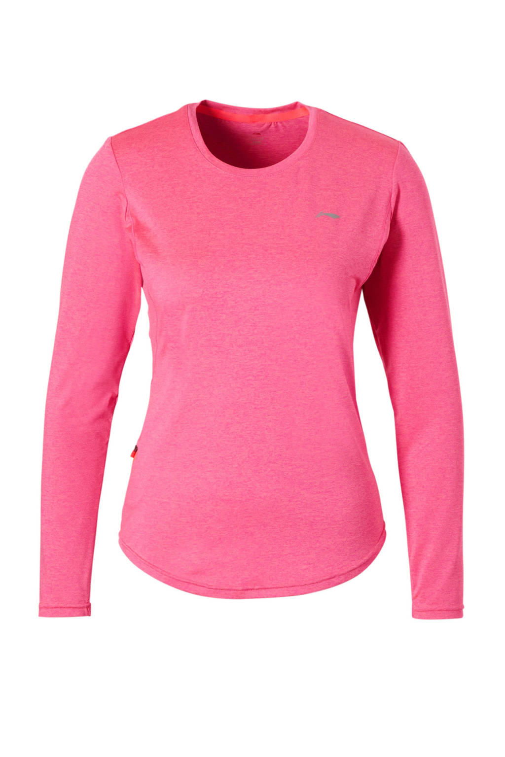 Li-Ning sport T-shirt roze, Roze