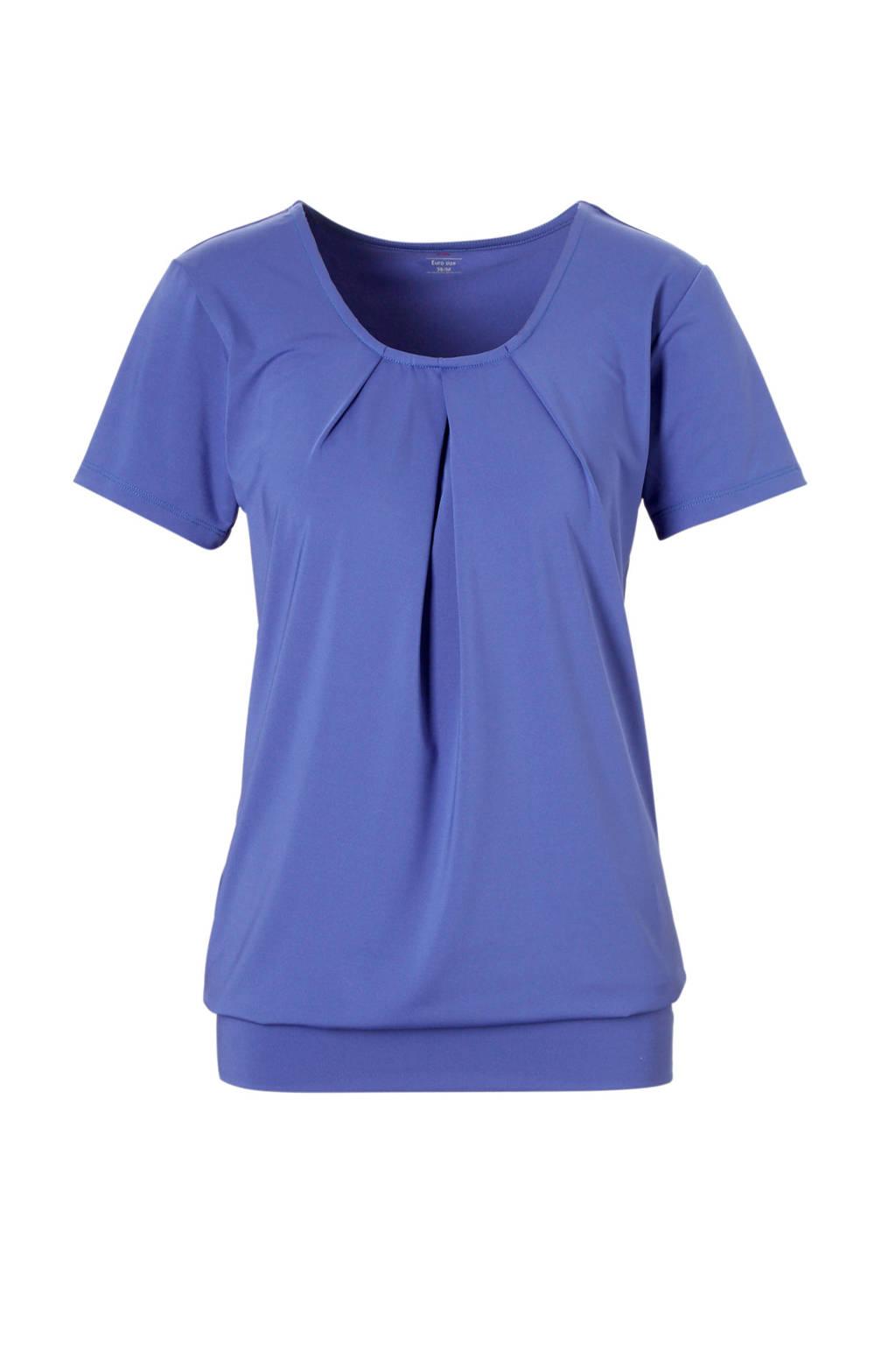 Li-Ning sport T-shirt, Blauw
