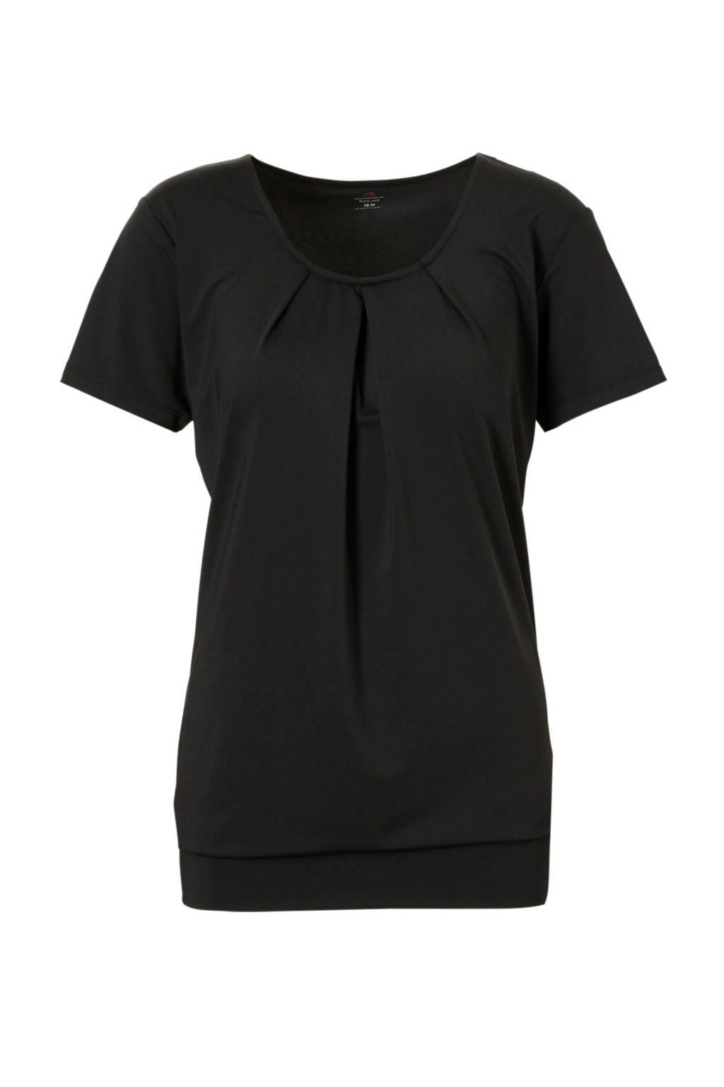 Li-Ning sport T-shirt, Zwart