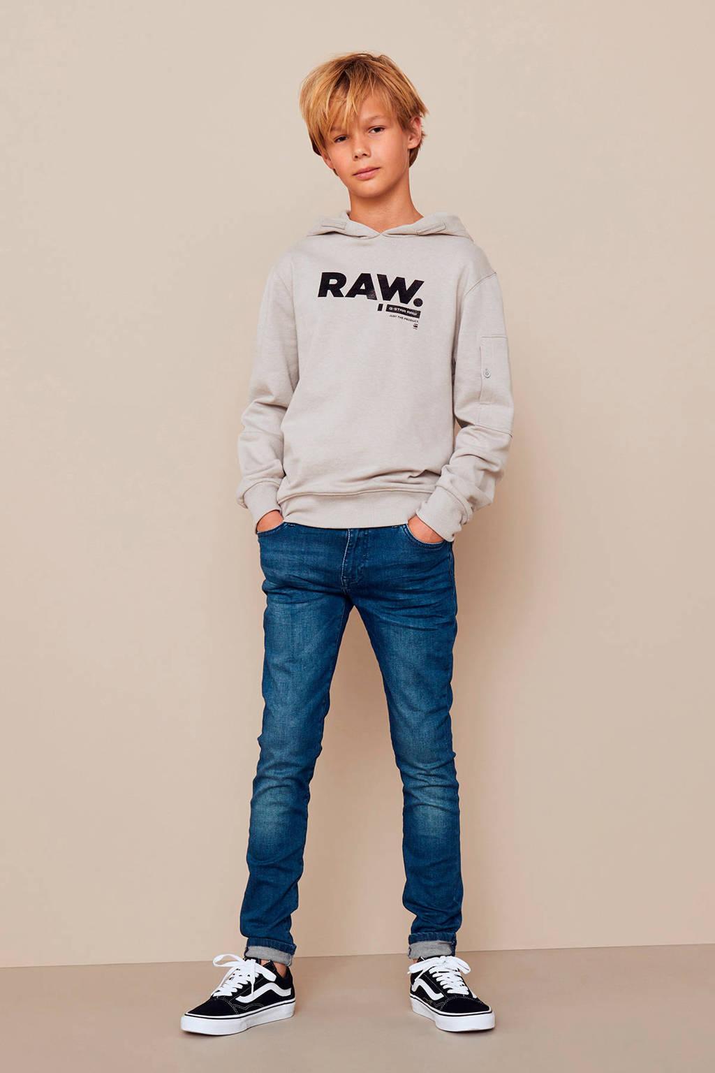 Cars skinny jeans Trust blauw, Blauw