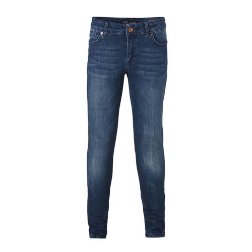 skinny jeans Trust blauw