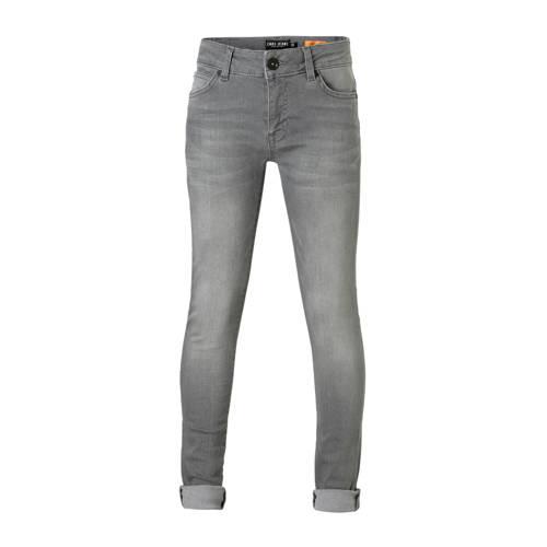skinny jeans Trust grijs